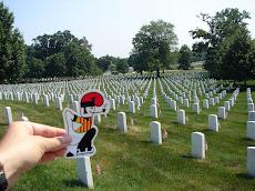 El cementiri mes conegut del món .Washington DC.