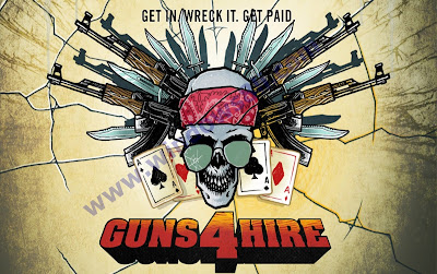 Windows 8 Guns 4 Hire