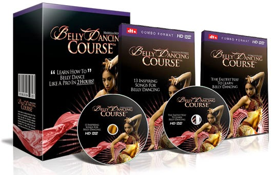 Free Download video belly dancing lessons
