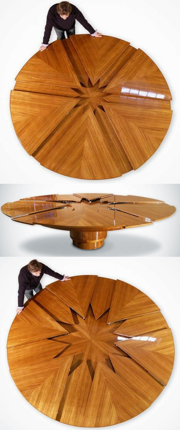 1. The Capstan Expandable Star Table