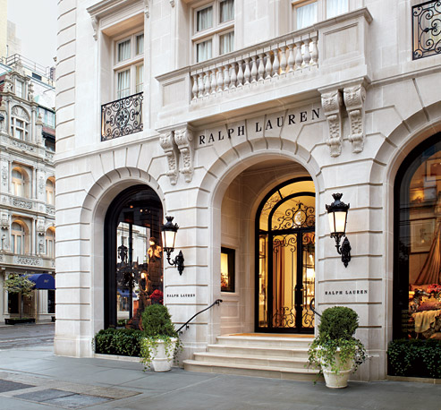 Ralph Lauren\'s New York Flagship Store | The Home Design