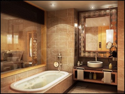 gambar kamar mandi minimalis 2 20 Desain Kamar Mandi Minimalis yang Inspirasional