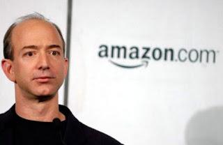 Pebisnis Sukses Jeff Bezos