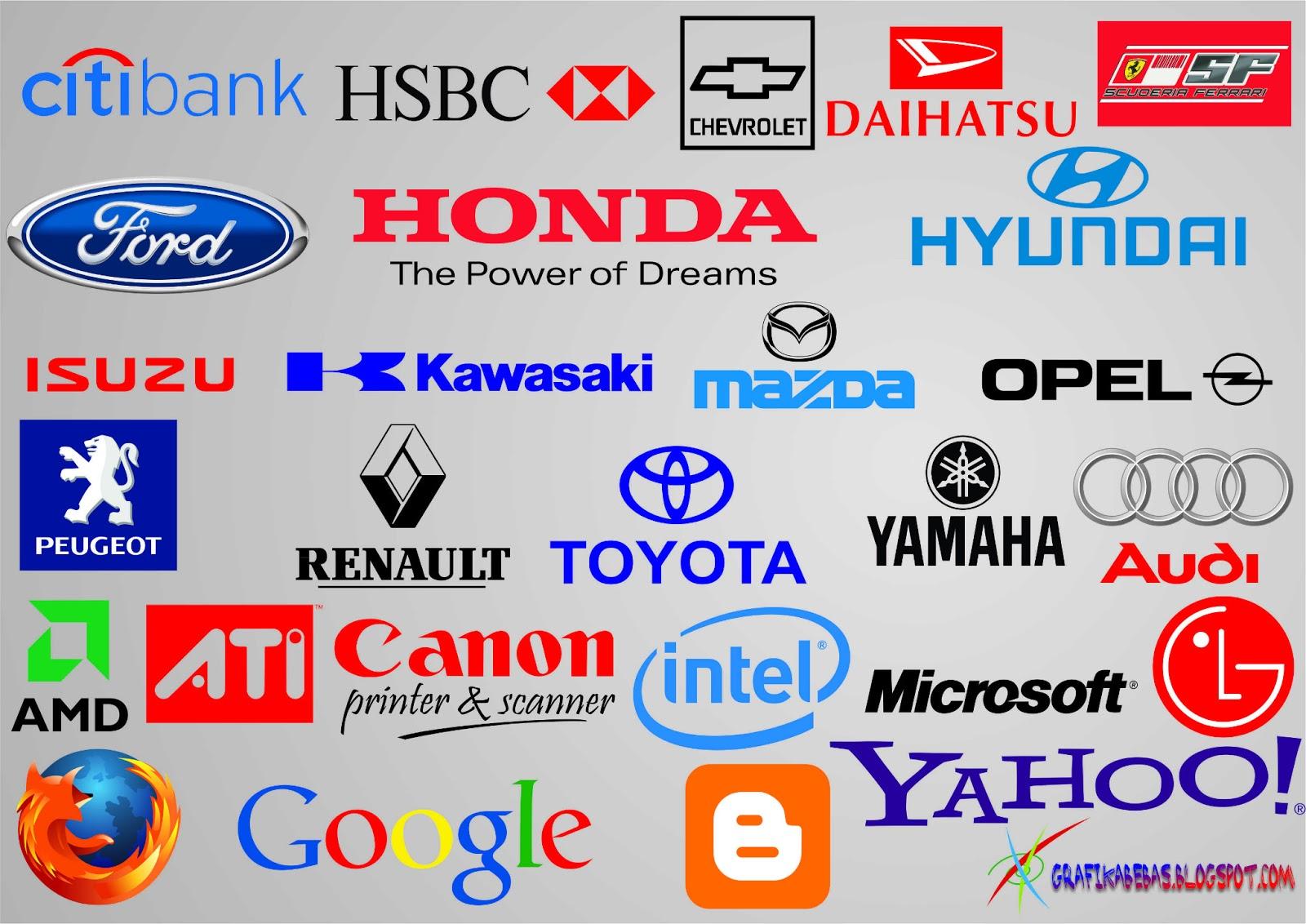 Corporate World Logo - Pusat Desain Grafis