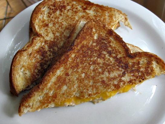 Buffalo Chicken Grilled Cheese Sandwich Recipes — Dishmaps