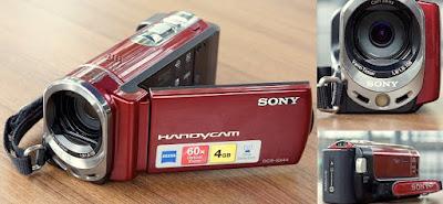 Handycam Bekas Sony DCR-SX44E