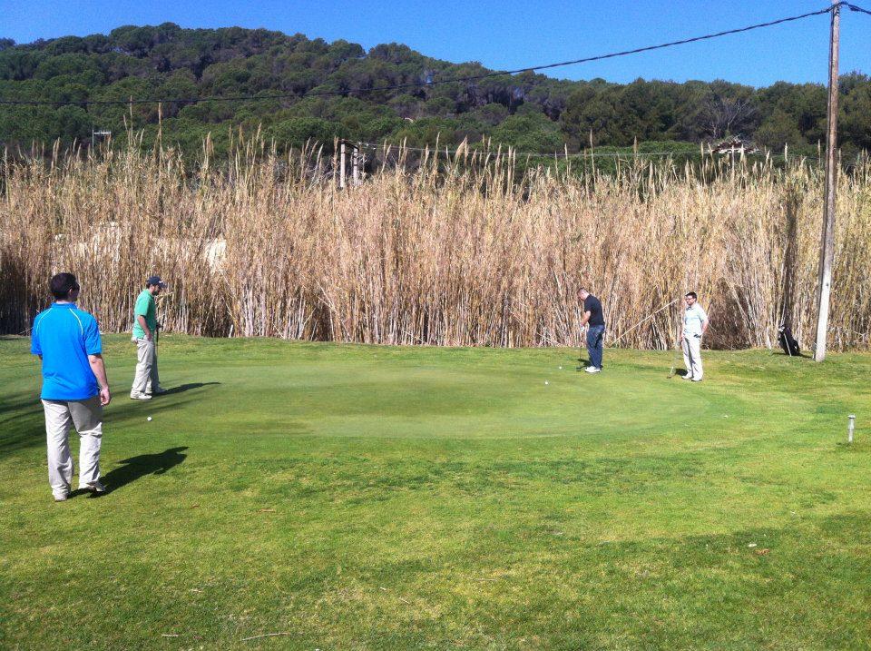 Circuit Swing Esports en P&P Sant Cebria