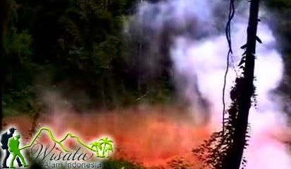 Keunikan Objek Wisata Telaga Puteri Tujuh Warna di Bengkulu