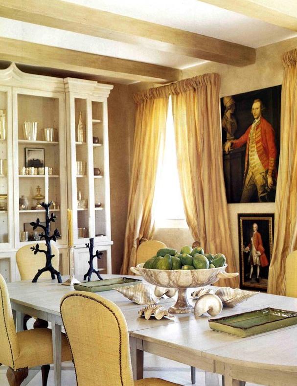 Eye for design lars bolander interiors comfortable for Comfort room interior designs