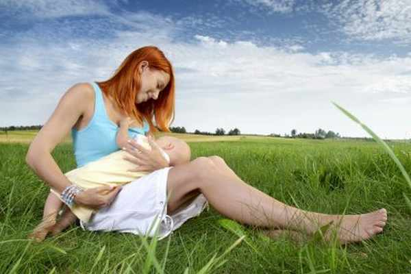 When you become a mother, whether you breastfeed or not, your life changes.