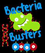 Labels: Bacteria Busters Lego Team Logo