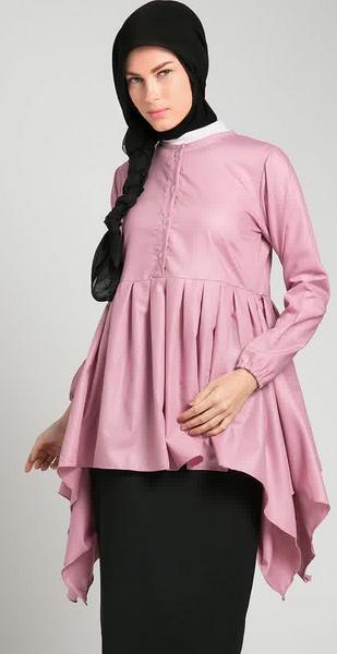 16 Model Baju Hamil Muslim Untuk Kerja Terbaik - Kumpulan ...