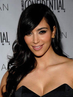 invisible hairstyle kim kardashian -34