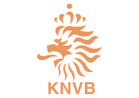 KNVB Logo Vector download free
