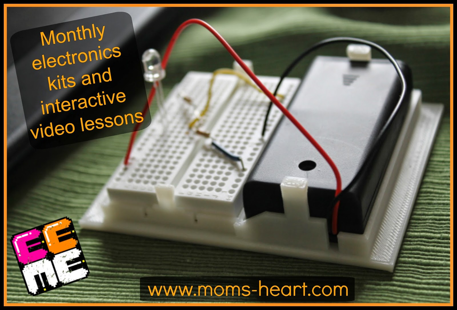 Moms Heart Eeme Real Electronics For Kids Circuit Kits