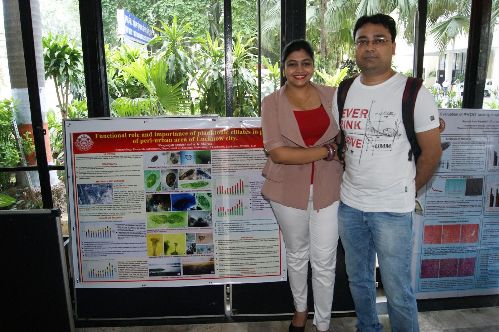 Presenting a research paper