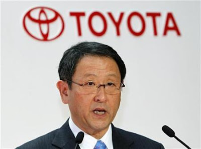 toyota motor corporation csr Toyota motor corporation is a limited liability, joint-stock company incorporated under the commercial code of japan and continues to exist under the companies act.