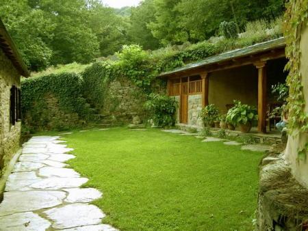 Arte y jardiner a dise o de jardines la fusi n del for Paisajismo de patios