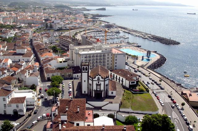 Ponta Delgada Portugal  city photos gallery : Histórias da Di: Portugal: Roteiro turístico em Açores