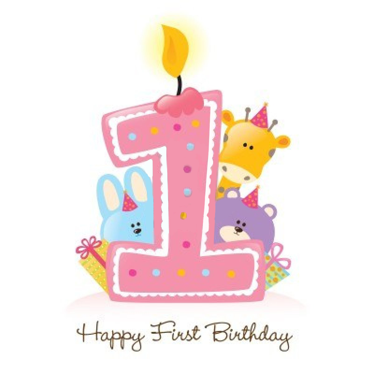 First Birthday Cake Clip Art Within my Secrets: 1 a...