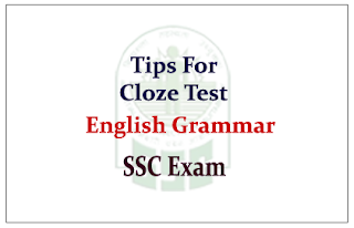 English Grammar Tips for Cloze Test Download