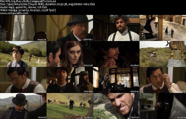 Wyatt Earp's Revenge DVDRip 2012 Español Latino Descargar 1 Link