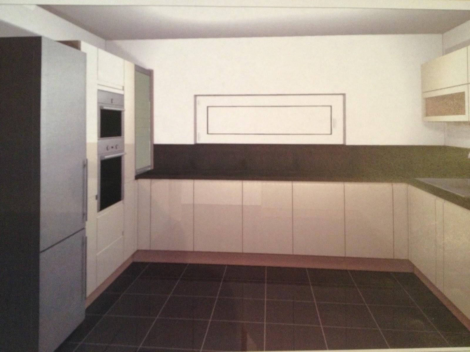 Unser Traumhaus - Danwood Point 238 im Odenwald: Unsere Küche :-)
