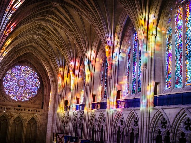 Services at the National Cathedral