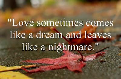 Tình yêu đôi lúc đến như một giấc mơ