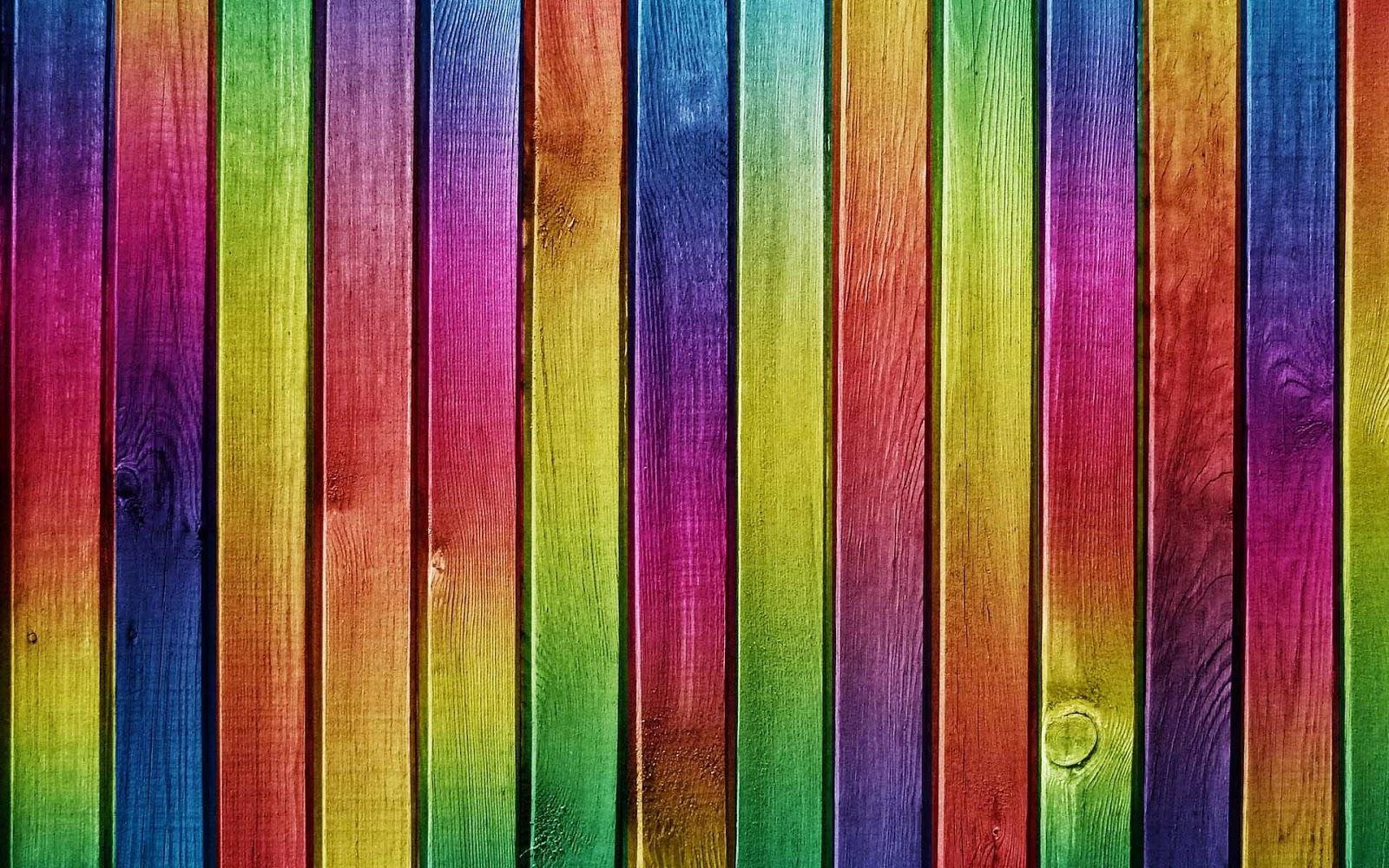 Hout in alle kleuren
