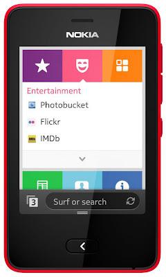 Nokia Asha 501 (Single SIM) - Nokia Asha 501 Dual SIM