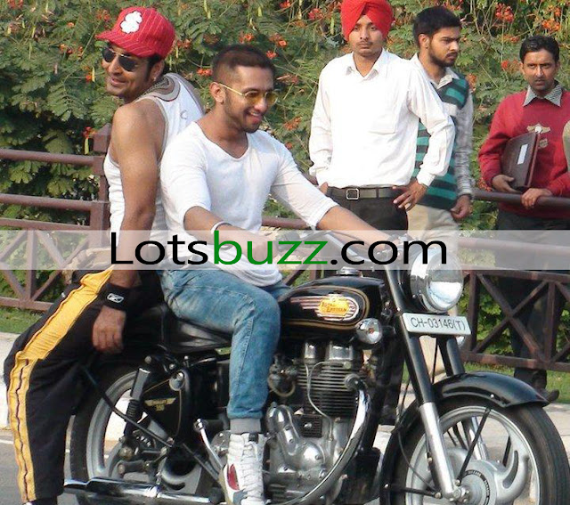 Honey Singh Latest Photo