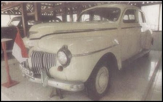 DeSoto 1942 mobil presiden soekarno-hatta