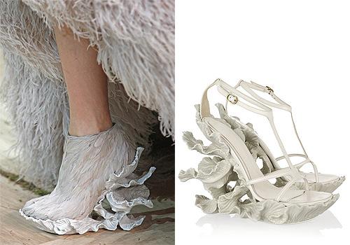 patricia guillen: zapatos de novias