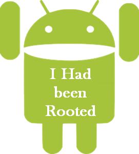 SELESAI, selama menikmati…, kini your device has been rooted