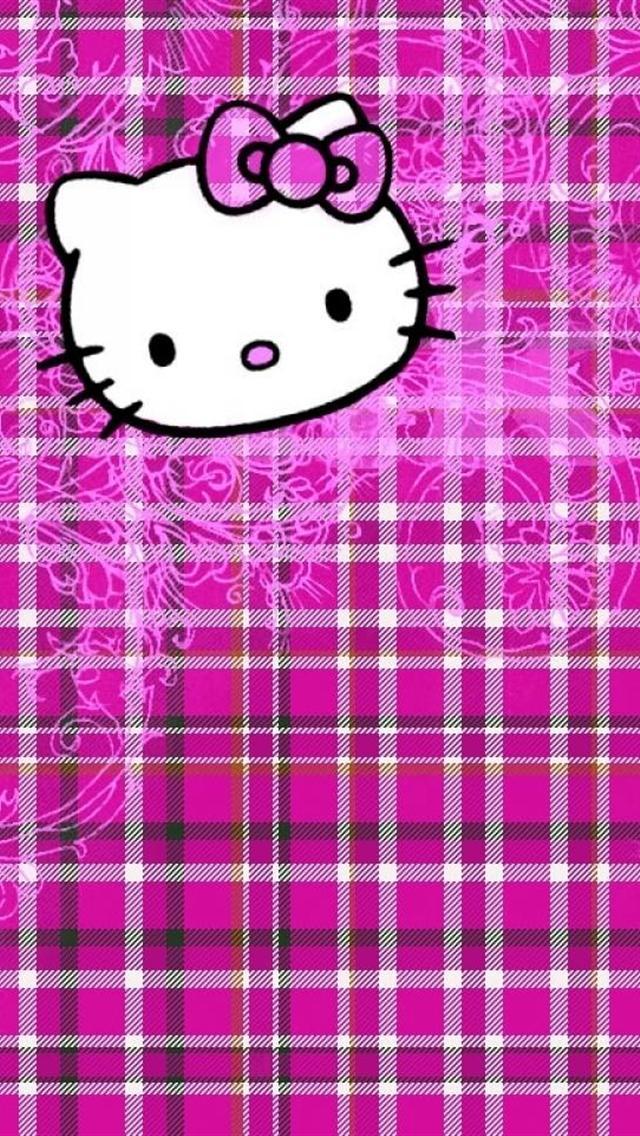 cute pink hello kitty wallpaper - photo #30