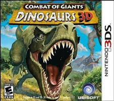 Combat of Giants Dinosaurs 3D   Nintendo 3DS