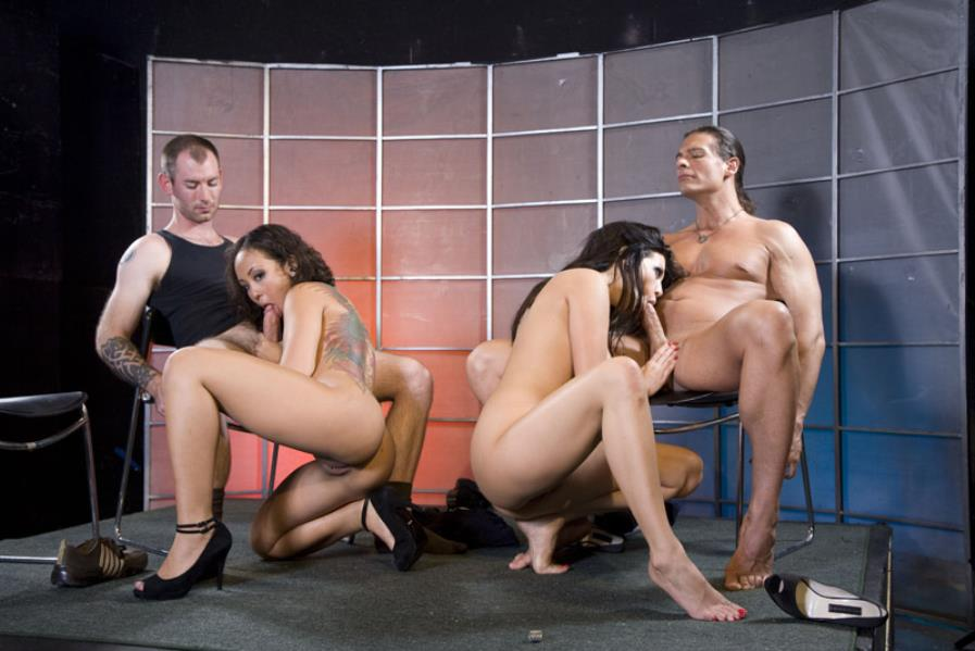 Порно курьезы за кадром