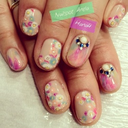 Hana4 Japanese Nail Art