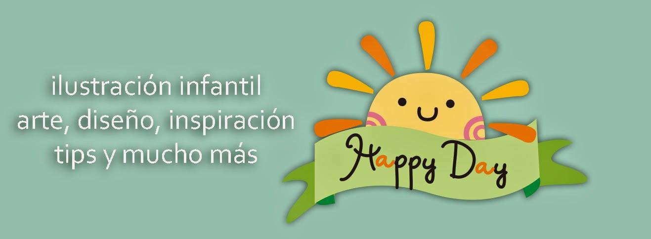 HappyDay-ilustracionesinfantilesymas