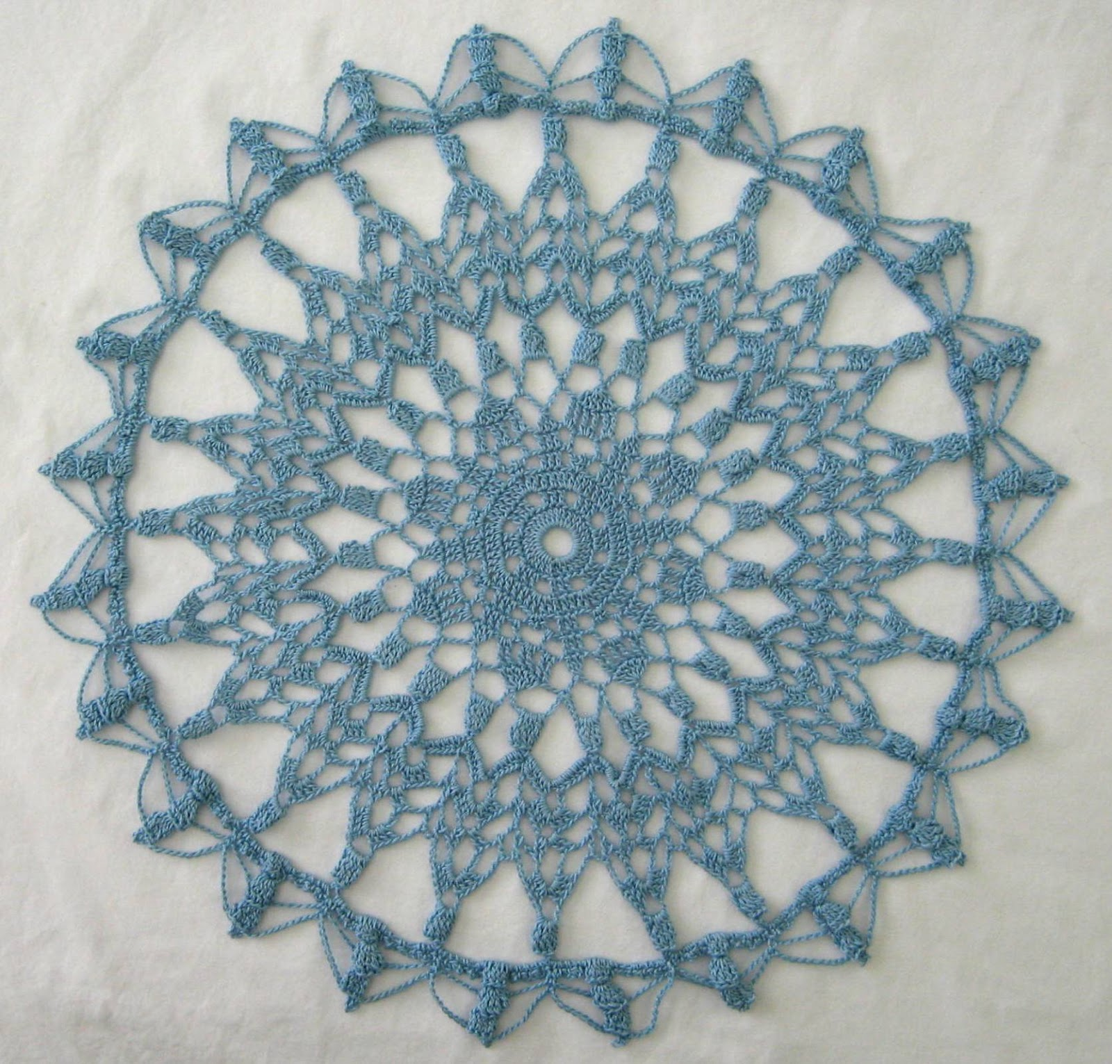 Large Oval Centerpiece Doily crochet PATTERN | eBay