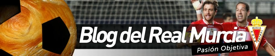 El blog del Real Murcia