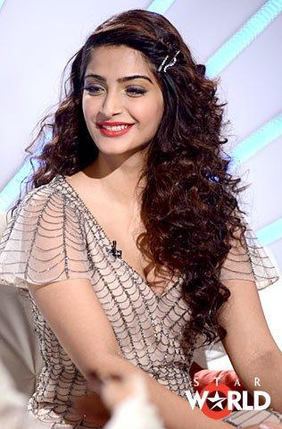 Sonam Kapoor - Sonam Kapoor on Simi Selects India's Most Desirable Show