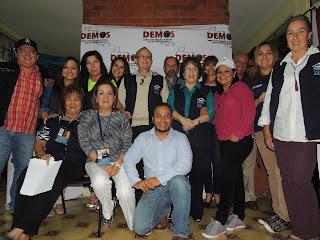 "Elecciones Generales Guatemala primera vuelta "" Regional"""