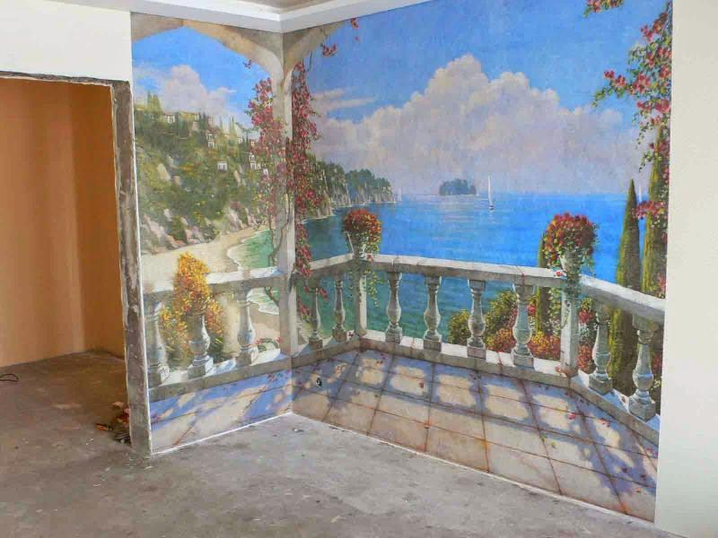 Tranh 3D, Tranh dep, Ve tranh tuong, vẽ tranh tường
