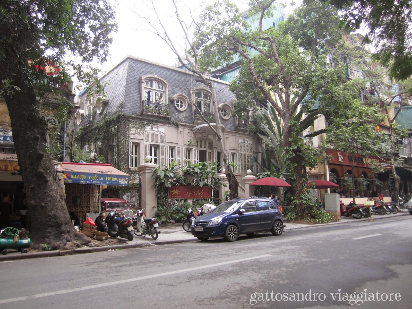 Hanoi ex quartiere francese