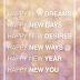 Happy New Year! *** Feliz Ano Novo!