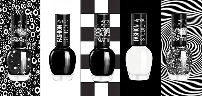 ASTOR Fashion Studio Black & White