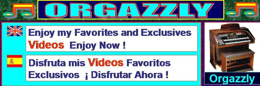 ORGAZZLY Exclusive Videos