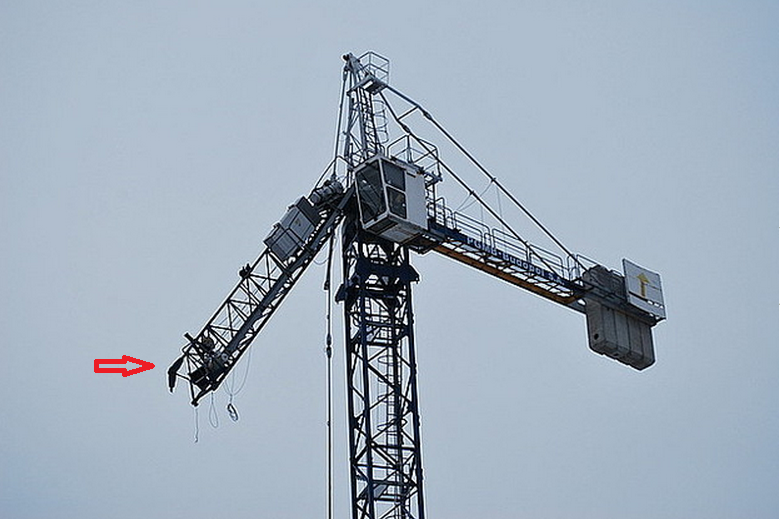 Tower Crane Fails : Tower crane accidents